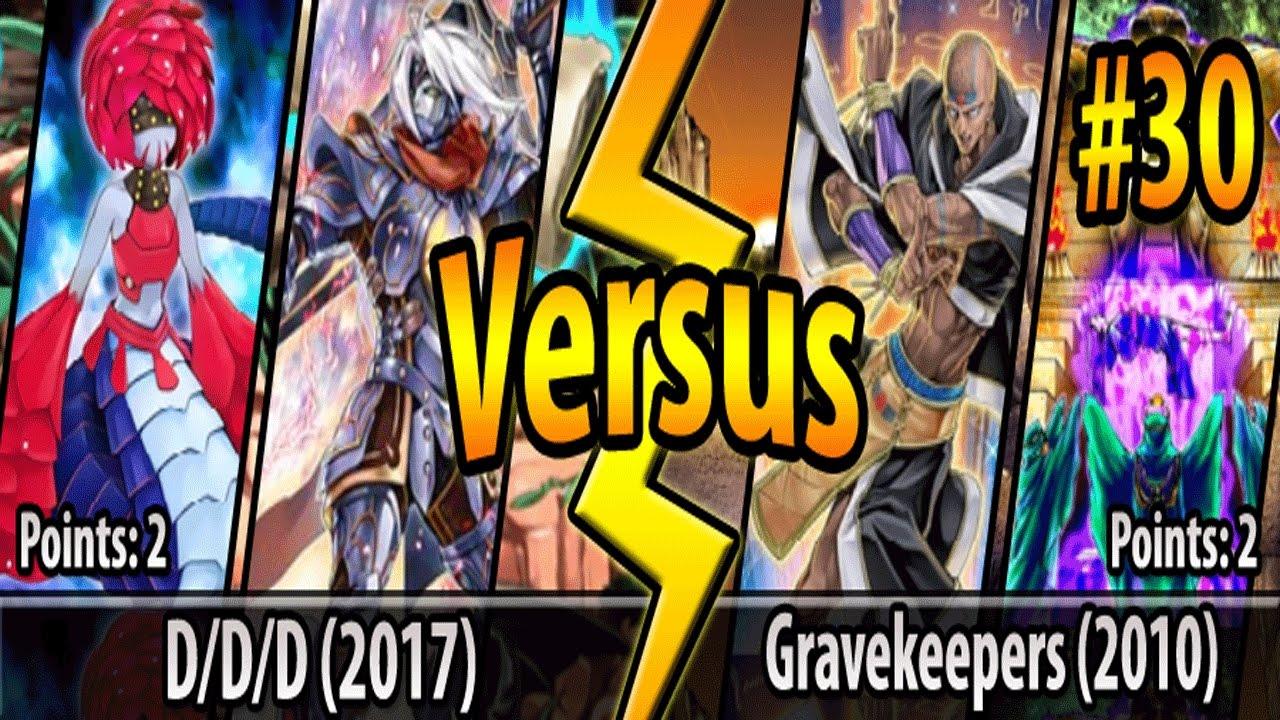 Download D/D/D (2017) vs. Gravekeepers (2010) - Cross-Banlist Cup 2017 - Match #30