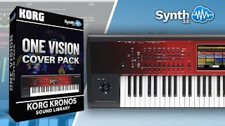 Korg Kronos QUEEN pack by LeadSounds ( Space4Keys Keyboard Solo )