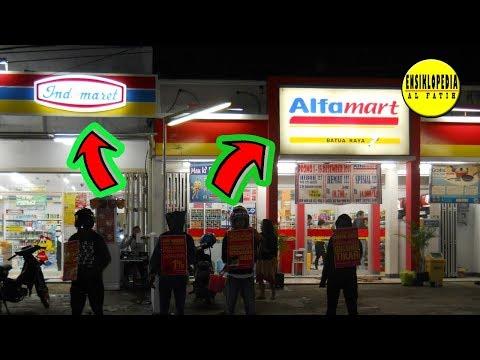ASTAGFIRULLAH,BANYAK YANG TIDAK SADAR !! Ternyata 2 Minimarket Ini Adalah Tanda Tanda Kiamat