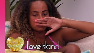 Michael Clears the Air With Amber | Love Island 2019