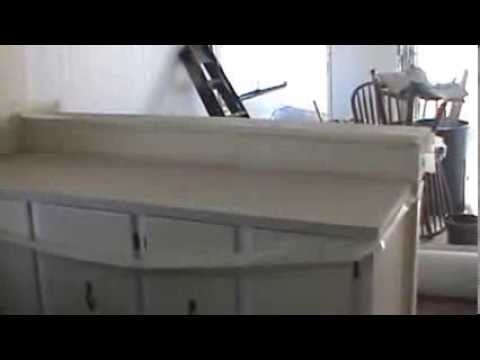 HOW TO REFINISH COUNTERTOPS CHEAP !