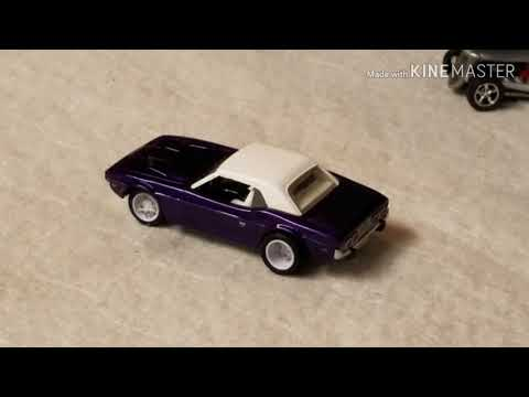 #5 matchbox Dodge Challenger build