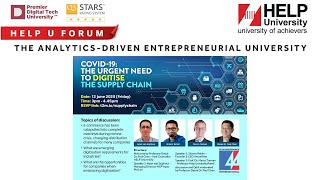 Covid 19 - The Urgent Need To Digitise The Supply Chain - 12th June 2020
