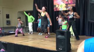 Getting Nasty Zumba Routine from ZIN 40!