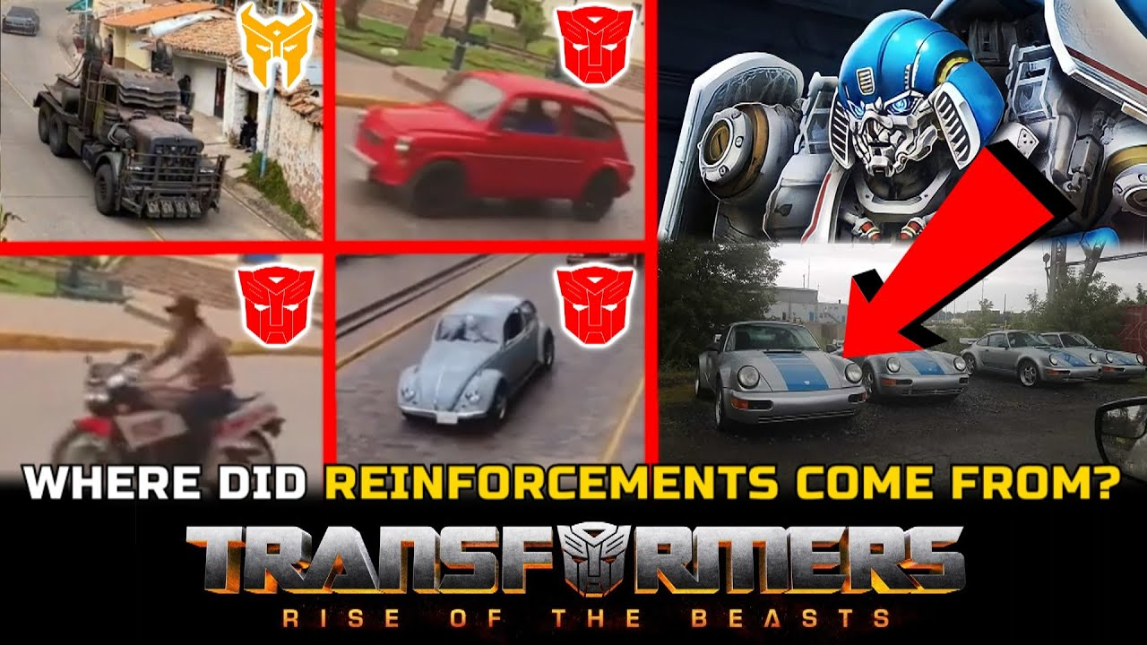 Download Where Do The New Autobots Come From? & Mirage's Importance In Transformers Rise Of The Beasts(2022)