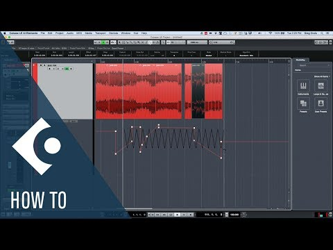 How to Use Cubase LE Editing Tools | Q&A with Greg Ondo