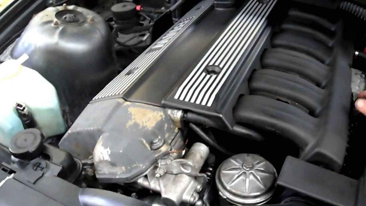 E36 325i M50 With M52 Cylinder Head Youtube