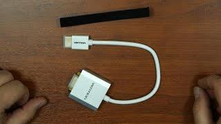 Переходник конвертер Vention HDMI - VGA(Поддержи проект! Ускорь строительство УАЗа! Яндекс.Деньги: 41001290257591 Конвенция HDMI к VGA Адаптер Цифро-Аналого..., 2016-12-27T21:10:28.000Z)