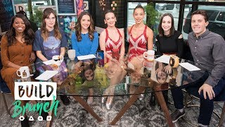 BUILD Brunch: November 13, The Rockettes Join The Table