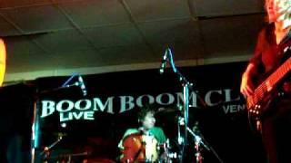 AYNSLEY LISTER BAND, BOOM BOOM CLUB, SUTTON. U.K. 23.01.2009