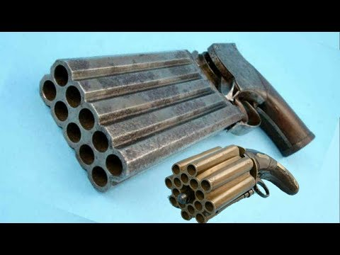 Most Insane Weapons People Invented Some Of These Just Unbelievable
