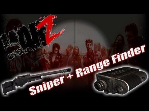 Infestation: Survivor Stories - PT/BR Tutorial Bullet Drop (Sniper+Range Finder) WarZ
