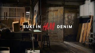 Denim for all at H&M with Suki Waterhouse – campaign film