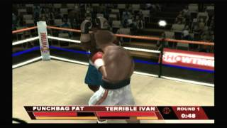 CGR Undertow - SHOWTIME CHAMPIONSHIP BOXING for Nintendo Wii Video Game Review