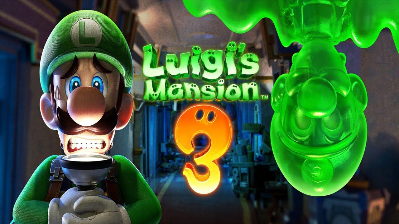 🎃Luigi's Mansion 3   Especial de Halloween