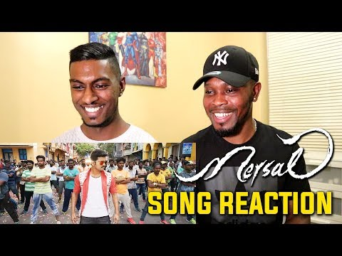 Mersal - Mersal Arasan Full Video Song Reaction | Thalapathy Vijay | PESH Entertainment