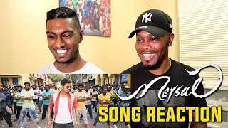 Mersal - Mersal Arasan Full Video Song Reaction | Thalapathy Vijay | PESH Entertainment