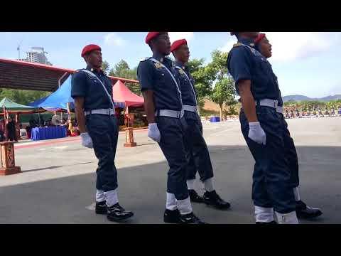 Lagu Bertemu dan Berpisah Pelatih Bomba ABPM Sabah