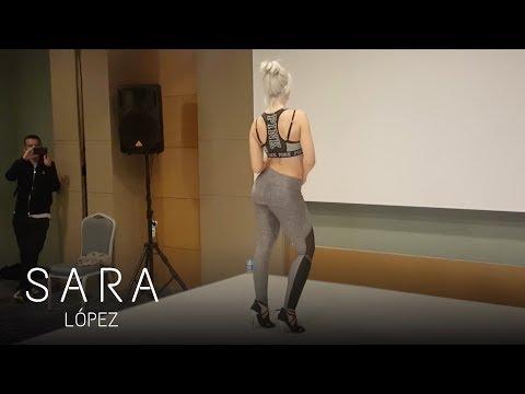 Sara Lopez   Kizomba Ladies Styling (Istanbul International Dance Festival 2016)