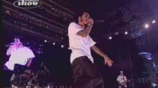 PLANET HEMP Rap Rock And Roll Psicodelia Hardcore Ragga ao vivo festival de verao salvador 2003