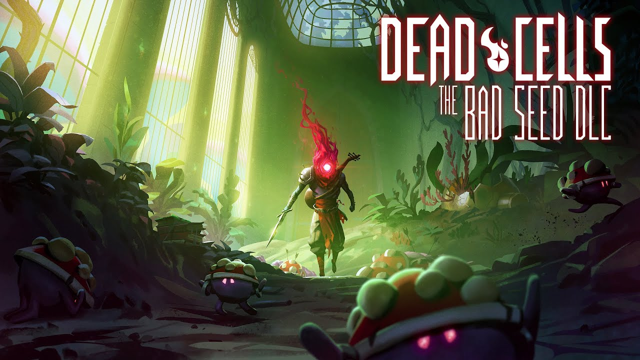 Launch Trailer για το The Bad Seed DLC του Dead Cells