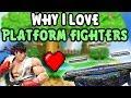 Why I Love Platform Fighting Games