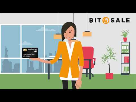 #bitcoin #bit4sale Bit4.Sale Exchange Buy Bitcoin with credit / debit card Card Verification Process