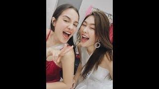 Chúc mừng Tường San với thành tích Top 8 Hoa hậu Quốc tế Miss International 2019