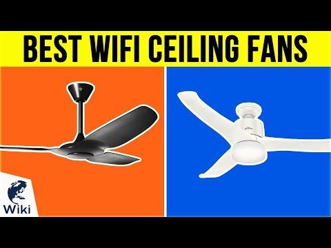 5-best-wifi-ceiling-fans-2019