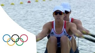 Repeat youtube video Katherine Grainger relives her Olympic Journey