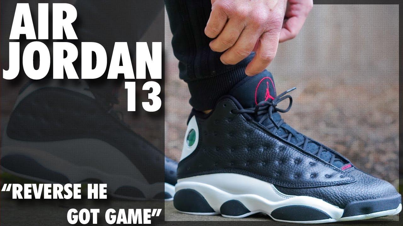 Air Jordan 13 Retro 'Reverse He Got Game'