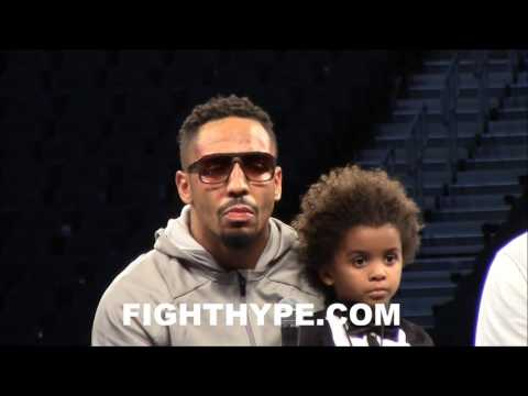 ANDRE WARD FULL POST-FIGHT PRESS CONFERENCE AFTER VICTORY OVER SERGEY KOVALEV