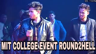MIT COLLEGE EVENT   Round2hell   R2h new video