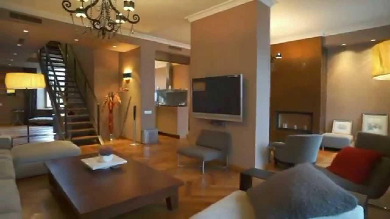 Самая дорогая квартира в Москве - YouTube