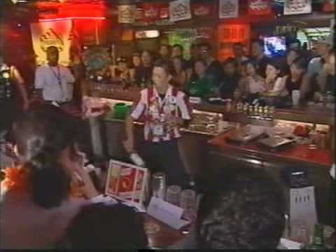 TGI FRiDAY'S Asia Pacific Bartender Championship 2003-2004