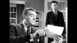 The Intruder (1953) - Merton confronts Ginger Edwards