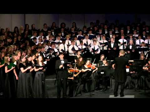 Iowa City West - Masterworks Concert - Mass No. 11 in D Minor