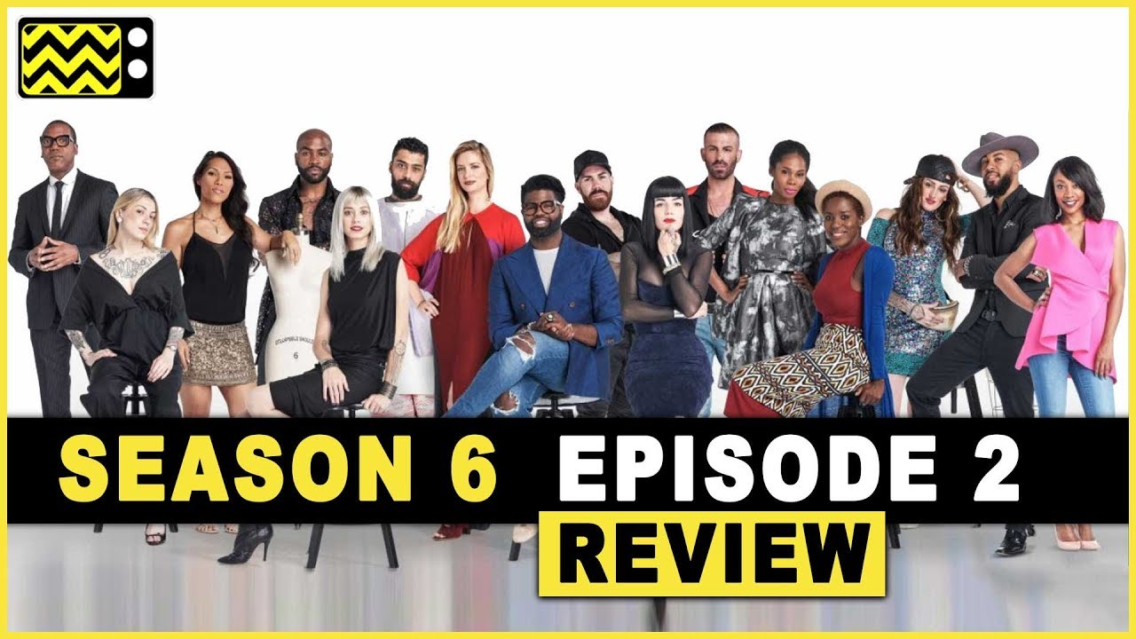Download Project Runway: All Stars Season 6 Episode 2 Review & Reaction | AfterBuzz TV