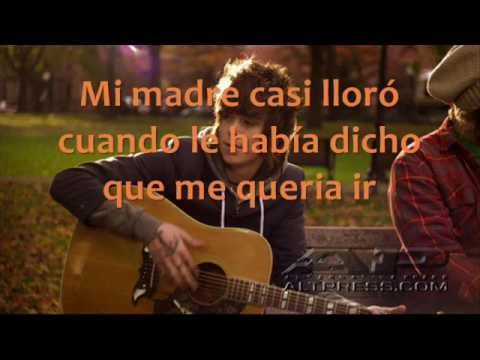Never Shout Never - The Past en español