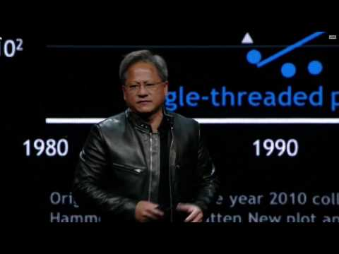 NVIDIA GPU Technology Conference 2017