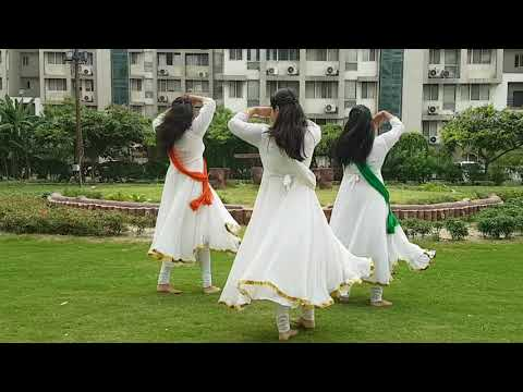 Ae Watan | Raazi | Independence Day Special | Dance by Jayati, Diya and Muskan