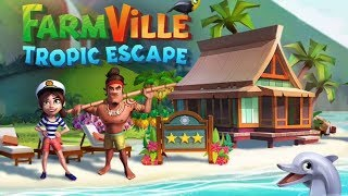 Let's Play FarmVille Tropic Escape: First Impressions!
