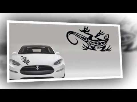 Car Hood Stickers Design YouTube - Car sticker design