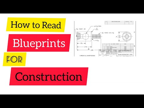 How to read blueprint for construction information found on a how to read blueprint for construction information found on a blueprint instrument technician malvernweather Choice Image