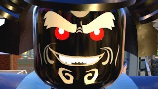 LEGO Ninjago Movie Videogame Chapter 9 - Ambush City - The Dark Ravine