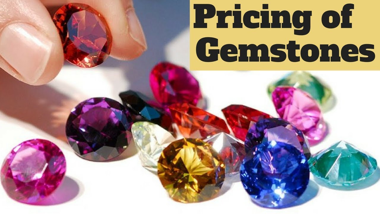 Pricing of Gemstones - YouTube