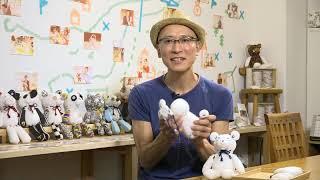 「平成29年度 TOKYOイチオシ応援事業」採択事業 ②東洋の工芸品を繋ぐぬいぐるみ&WS事業