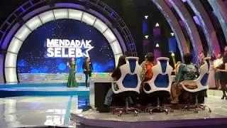Siti Rohana Menghebohkan Mendadak Seleb Global TV - Ratu Sikumbang ft Dafa Sikumbang
