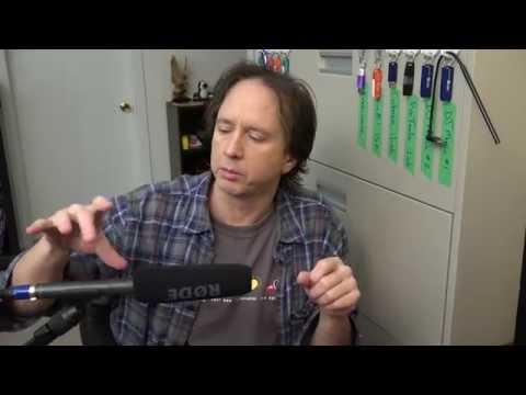 Review Of RØDE NTG2 Directional Shotgun Microphone