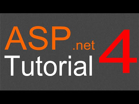 ASP.NET Tutorial for Beginners - 04 - Loading up the default aspx page